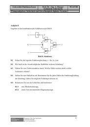 Übung 4 - Technische Informatik - Universität Duisburg-Essen