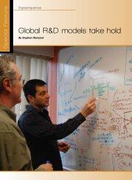 Global R&D models take hold - Embedded Computing Design