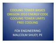 Download Presentation Part 1 - Energy Trust of Oregon