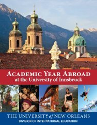 Download the new AYA Brochure here! - Division of International ...