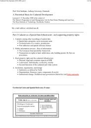 Handout, with overview