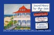 2012 Retreat Brochure (pdf)
