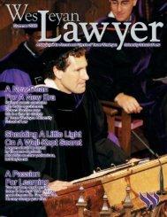 21903 TWLS summer2000 - Texas Wesleyan School of Law - Texas ...