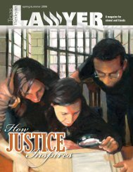 Spring 2006 - Texas Wesleyan School of Law - Texas Wesleyan ...