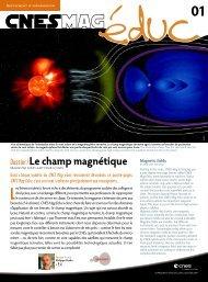Le magnétisme - Les Missions Scientifiques du Centre National d ...