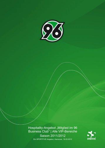 Saison 2011/2012 - Hannover 96