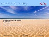 Fuerteventura – die Insel des ewigen Frühlings - Hannover 96