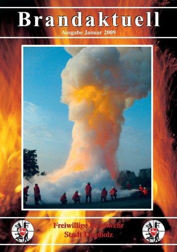 Brandaktuell Brandaktuell Brandaktuell - Feuerwehr Stadt Diepholz