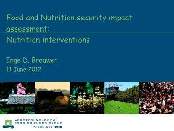 Titel-slide (44 pt groene tekst op groene lijn; 2e regel eronder)