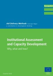 Institutional Assessment and Capacity Development EuropAid.pdf