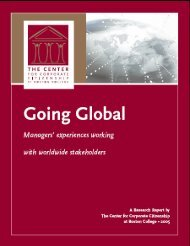 Going Global - Are you looking for one of those websites