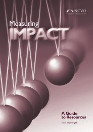 Measuring impact - Are you looking for one of those websites