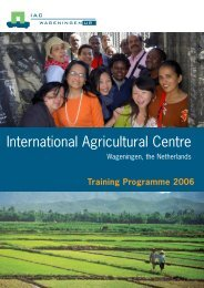 IAC Training Programme.qxd - Are you looking for one of those ...