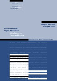 Peace and Conflict Impact Assessment - Are you looking for one of ...