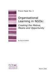 Organisational Learning Discussion Paper - Are you looking for one ...