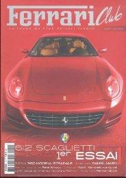 La couleur des Ferrari - Jacques Swaters