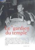 Le gardien du temple - Jacques Swaters - Page 2