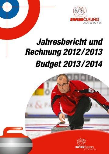 Jahresbericht SwissCurling 2013