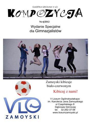 Nr 3 - V LO Zamoyski