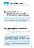 pulizia professionale degli ambienti - Page 7