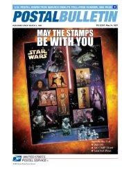 Postal Bulletin 22207 - May 24, 2007