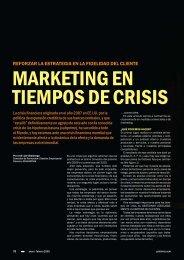 MARKETING EN TIEMPOS DE CRISIS - Acalanthis