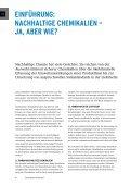 Leitfaden Nachhaltige Chemikalien - Umweltbundesamt - Seite 6
