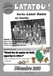 latatou decembre 2010 - Maison de Quartier Moulin Vert