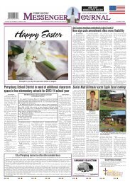 March 6, 2013 PDF Edition of the Perrysburg Messenger Journal