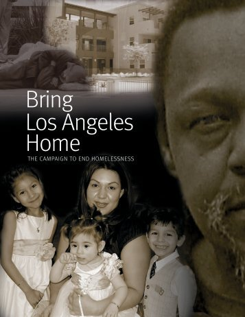 Bring LA Home: The Campaign to End Homelessness