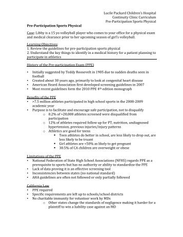 mhsa confidential athletic pre-participation physical examination