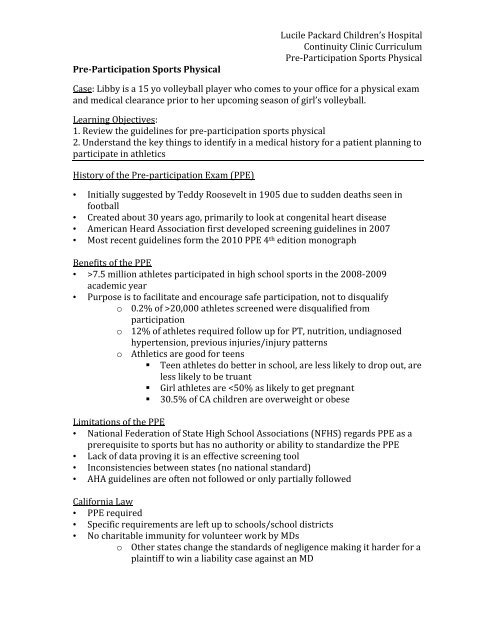 sports physical form maryland  Pre-Participation Sports Physical