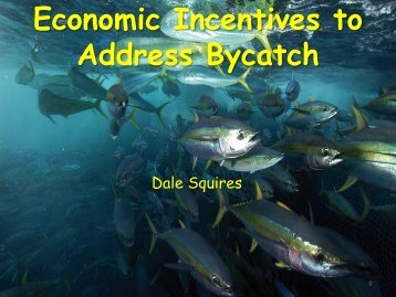 Address Bycatch - Towards ecosystem-based management of tuna ...