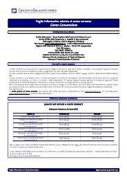 Conto Convenzione - Documento senza titolo
