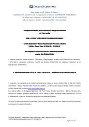 Prospetto TF 3.00% 10 12 2010 2013 - Documento senza titolo