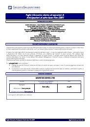 Anticipi sbf - Documento senza titolo