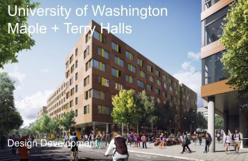 Maple and Terry Halls - Office of Planning & Budgeting (OPB ...