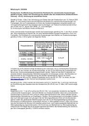 Grenzwerte und Messungen nach EN301783-1