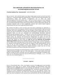 PDF-Fassung - Der AmSeL-Gedanke Plus = Gemeinschaft