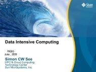 Data Intensive Computing - (lib.stanford.edu) include