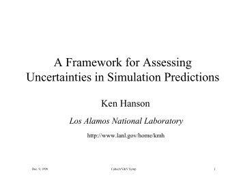 pdf, 118 KB - Kenneth Hanson - Home page