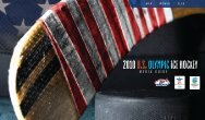 Hockey Media Guide - USOC PressBox - United States Olympic ...