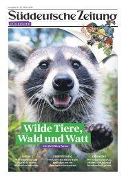 FÜR KINDER - sz-media.de - Süddeutsche Zeitung