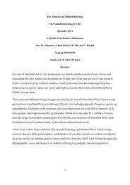 Det Simulerede Biblioteksbesøg - Forskning - IVA