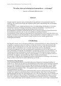 Yvonne Skov Speciale 2008 - Forskning - Page 3
