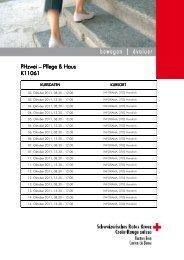 Pflege & Haus Pflege & Haus Pflege & Haus K11061 - SRK Bern