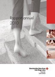 Rapport annuel 2010 - SRK Bern