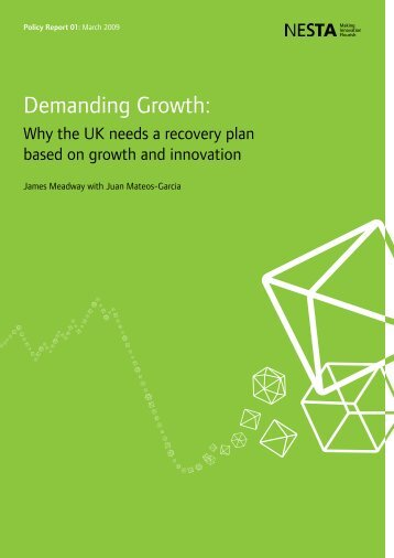 Demanding Growth: - University of Brighton Repository