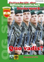 Quo vadis? - OGST.at