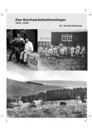 Das Reichsarbeitsdienstlager - Ferndorf